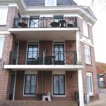 B's Strandappartementen, Domburg