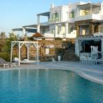 Anthea Hotel,  Tinos Town