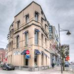 Hotel Antigone, Antwerp