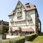 Hotel Villa Gardenia Pierre & Vacances Premium, Deauville