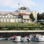 40th Meridian Yacht Club,  Kolomna