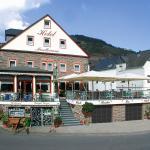 Hotel & Café Moselterrasse,  Ediger-Eller