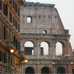 Colosseum Street, Rome