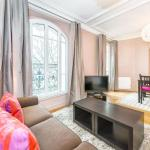 De Serres Apartment,  Paris