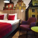 Central Hotel, Stockholm