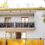 Hotel Prosperita, Brno