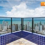 Flat Golden Point - Boa Viagem, Recife