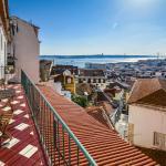 Castle Cosy Apartment, Lisbon