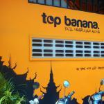Top Banana Guesthouse & Rooftop Bar,  Phnom Penh