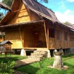 Villa Kampung Karuhun Sutan Raja,  Gambung