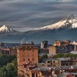Apartment near Cascade, Yerevan