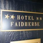 Hôtel Faidherbe, Boulogne-sur-Mer