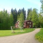 Vandrarhemmet Mårtensbo, Lindatorp