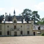Château de Nazé, Vivy