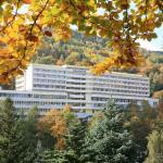 Hotel Běhounek, Jáchymov