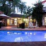 Roof of Africa Hotel,  Windhoek