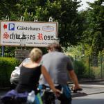 Hotel Pictures: Hotel Schwarzes Ross, Schwarzach am Main
