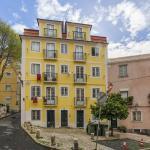 Convento Apartment Rossio, Lisbon