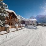 Chalet Berghof Sertig, Clavadel