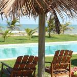 Hotel Pictures: Pé na Areia, Conde