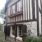 Studio de la Ferme de l'Eglise - Saint Jean, Honfleur
