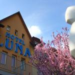 Hotel Luna Budapest, Budapest
