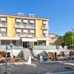 Hotel St. Moritz, Bellaria