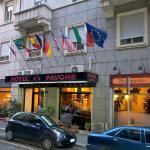 Hotel Pavone, Milan