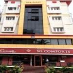 Hotel SG Comforts,  Hyderabad