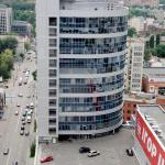 Seven Eleven Most City Hotel, Dnipro