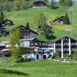 Hotel Restaurant Cristal,  Braunwald