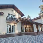 Viktoria Park Hotel, Bucha