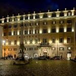 Grand Hotel De La Minerve, Rome