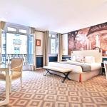 Fraser Suites Le Claridge Champs-Elysées, Paris