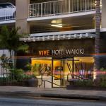 VIVE Hotel Waikiki,  Honolulu