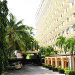 Golden Beach Hotel Pattaya, Pattaya Central