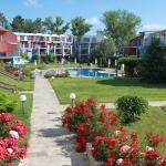 Studios in Apoloniya Beach Holiday Village, Sozopol