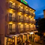 Hotel King,  Rimini