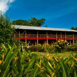 Playa de Oro Lodge, Bahía Solano