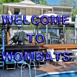 Zdjęcia hotelu: Wombats Bed & Breakfast - Apartments, Gosford