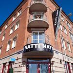 Hotell Natti Natti, Halmstad