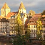 Appartements Sur les quais, Strasbourg