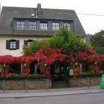 Landhaus Traube garni,  Niederfell