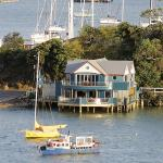 The Boathouse,  Opua