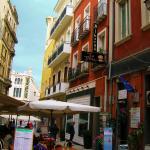 Albergo La Perla, Cagliari