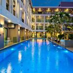 Trio Hotel Pattaya, Pattaya Central