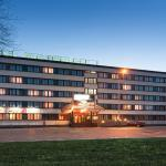 Hotel Mazowiecki, Łódź