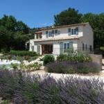 Le Chene Villa,  Saint-Saturnin-d'Apt