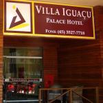 Villa Iguaçu Palace Hotel, Foz do Iguaçu