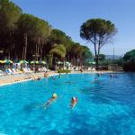 Happy Camp mobile homes in Camping Thurium Villaggio, Marina di Sibari